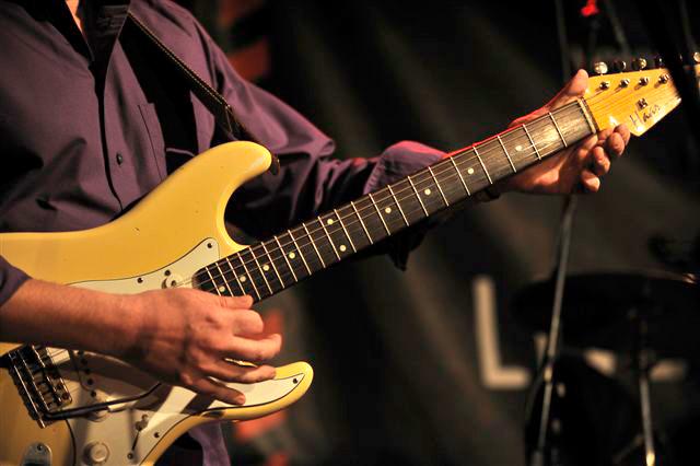 Die Gitarre von Philipp Roemer