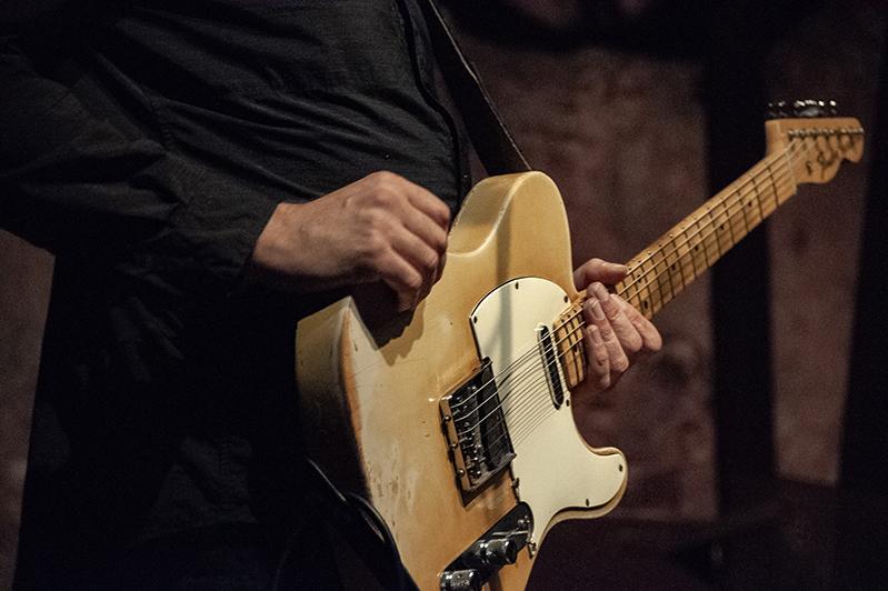 Die Gitarre von Jens Filser, Get the Cat